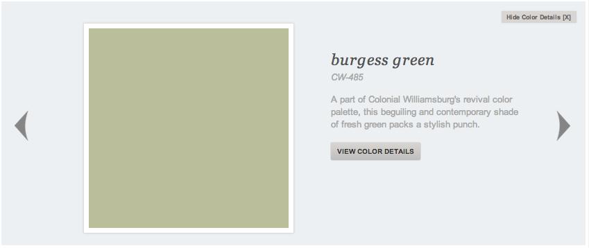Burgess Green