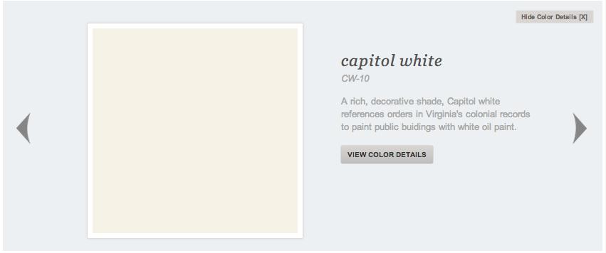 Capitol White