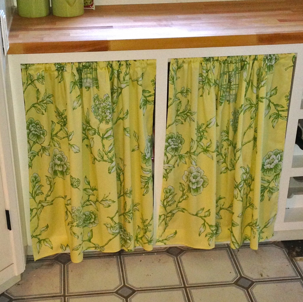 Whimsical Country Curtains