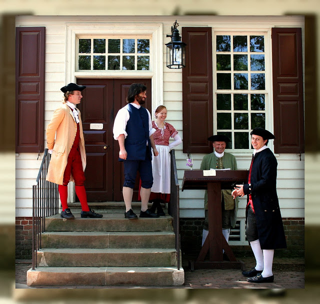 Colonial Cronies