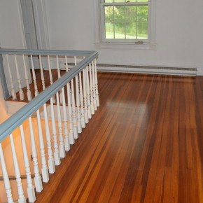 Floors Are Refinished!!