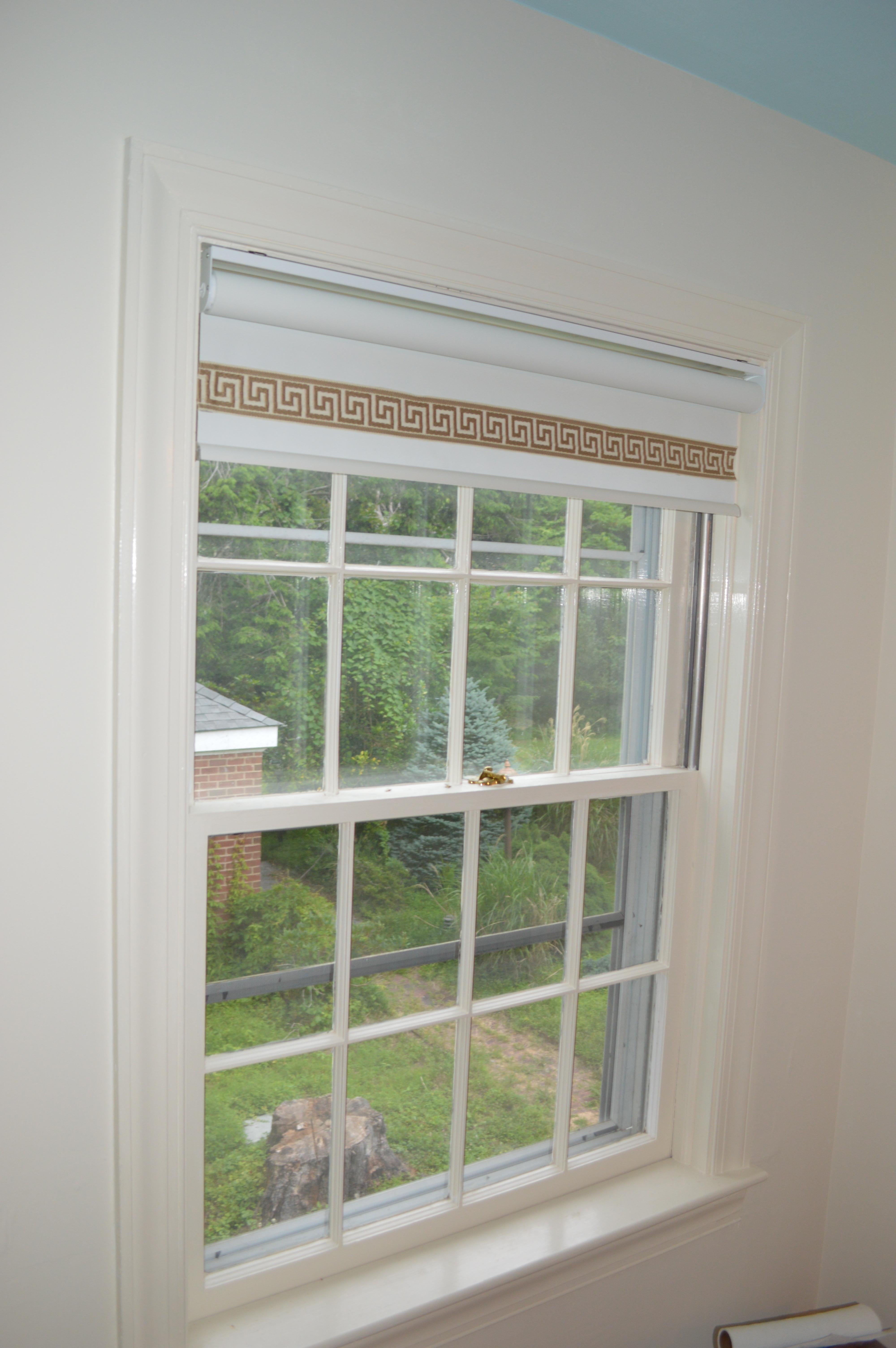 Window Treatments for Nursery