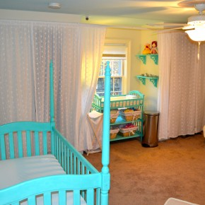 Linens in the Nursery
