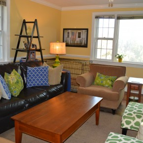 Painting the Family Room- Part 3