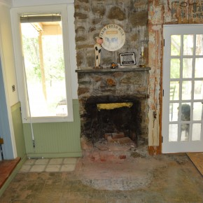 Decreasing the Fireplace, Increasing the Space