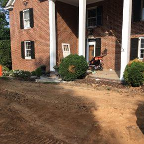 Mud Pit-- I Mean-- Driveway Update