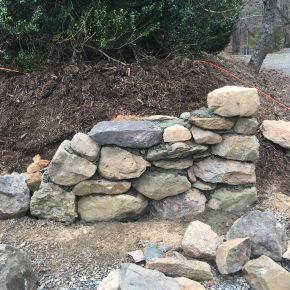Retaining Wall! - Part 2