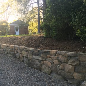 Retaining Wall! - Part 3