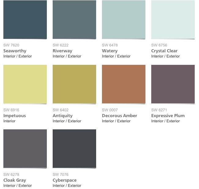 Bedroom Paint Colors 2015